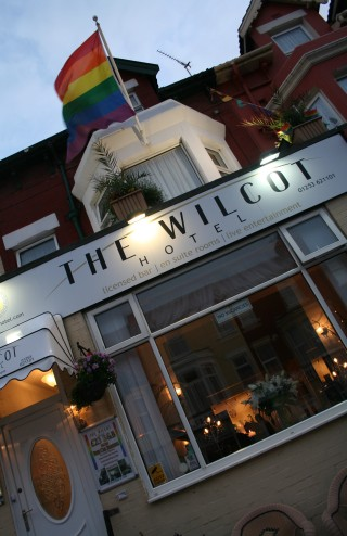 The Wilcot Hotel in Blackpool has 21 reviews
